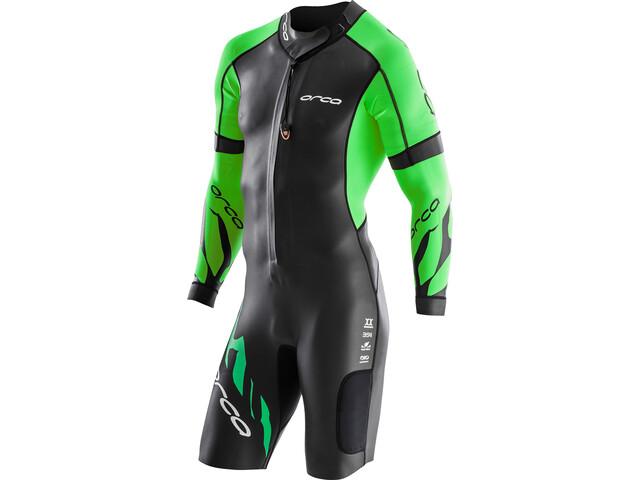 ORCA Core Swimrun Mężczyźni, black/green